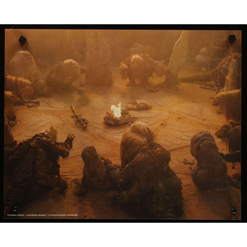 DARK CRYSTAL US Movie Still 3 16x20- 1983 - Jim Henson, Franck Oz