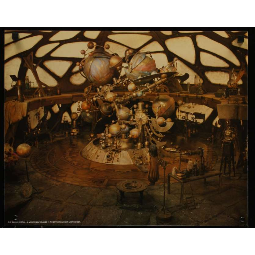DARK CRYSTAL US Movie Still 1 16x20- 1983 - Jim Henson, Franck Oz