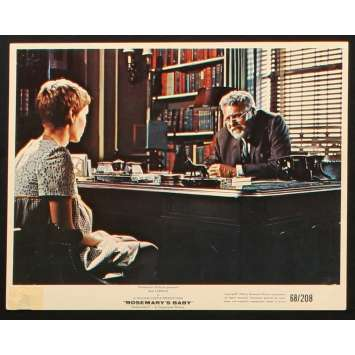 ROSEMARY'S BABY Photo de film 1 20x25 - 1968 - Mia Farrow, Roman Polanski