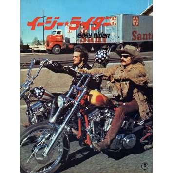 EASY RIDER Programme du film 21x30 - 1969 - Peter Fonda, Dennis Hopper