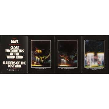 E.T. L'EXTRATERRESTRE Rare Synopsis US - 1982 - Steven Spielberg