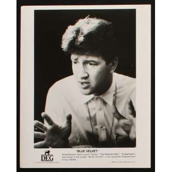 BLUE VELVET US Still 3 8x10- 1986 - David Lynch, Kyle Maclahan