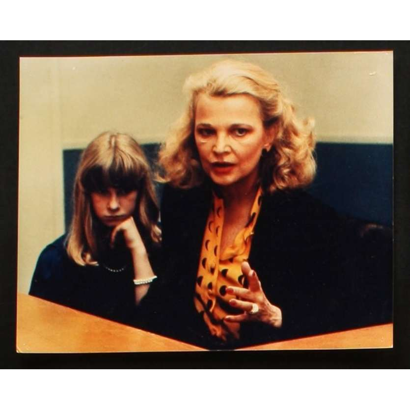 LOVE STREAMS Color Still 1 8x10 - 1984 - John Cassavetes, Gena Rowlands