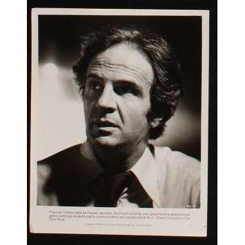 RENCONTRES DU 3E TYPE Photo de Presse 7 20x25 - 1977 - Richard Dreyfuss, Steven Spielberg