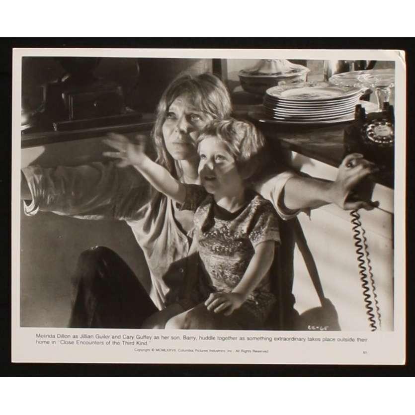 RENCONTRES DU 3E TYPE Photo de Presse 6 20x25 - 1977 - Richard Dreyfuss, Steven Spielberg