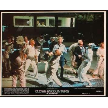 RENCONTRES DU 3E TYPE Photo 3 20x25 - 1977 - Richard Dreyfuss, Steven Spielberg