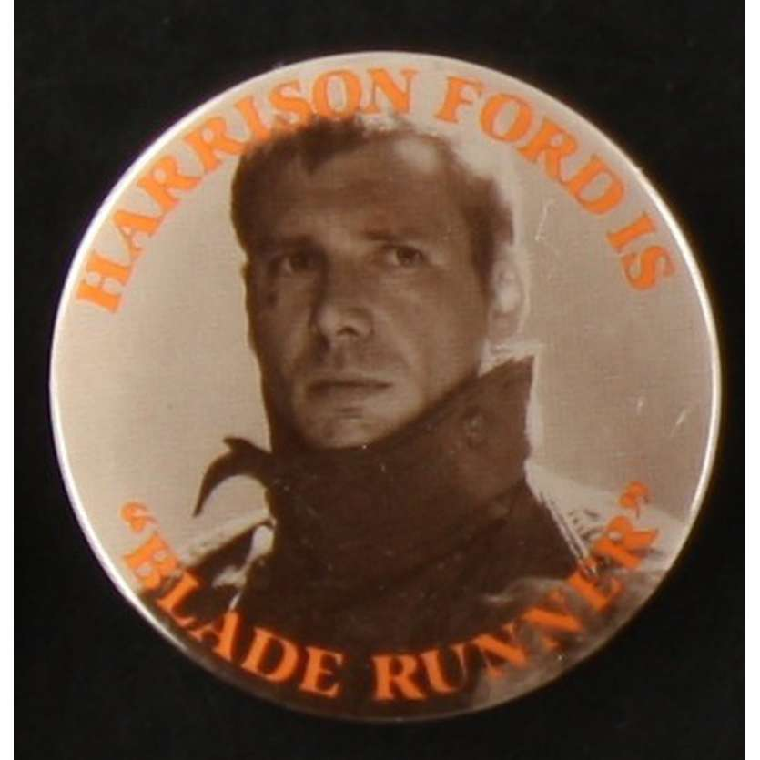 BLADE RUNNER Button