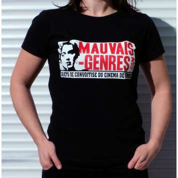 MAUVAIS GENRES T-Shirt Lady - Unique Size - Limited print !