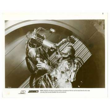 Mauvais-genres.com KIRK DOUGLAS Saturn 3 USA 1980 Photo Photos