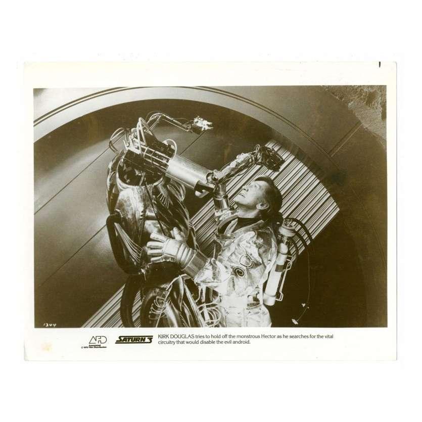 Mauvais-genres.com KIRK DOUGLAS Saturn 3 USA 1980 Photo Photos