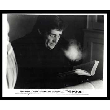 L'EXORCISTE Photo de presse 1 20x25 - 1974 - Max Von Sidow, William Friedkin