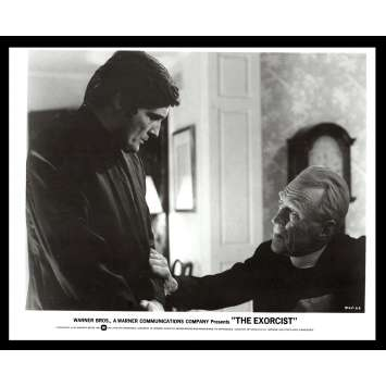 L'EXORCISTE Photo de presse 5 20x25 - 1974 - Max Von Sidow, William Friedkin
