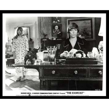 L'EXORCISTE Photo de presse 15 20x25 - 1974 - Max Von Sidow, William Friedkin