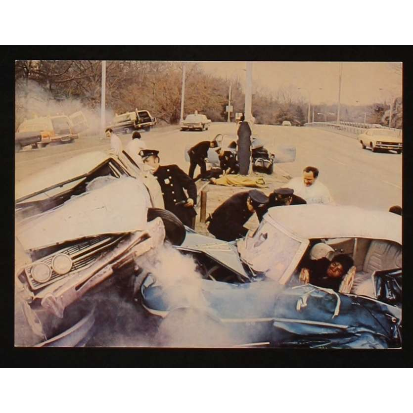 FRENCH CONNECTION US Color Still 8 7,5x10 - 1971 - Willam Friedkin, Gene Hackman, Roy Sheider