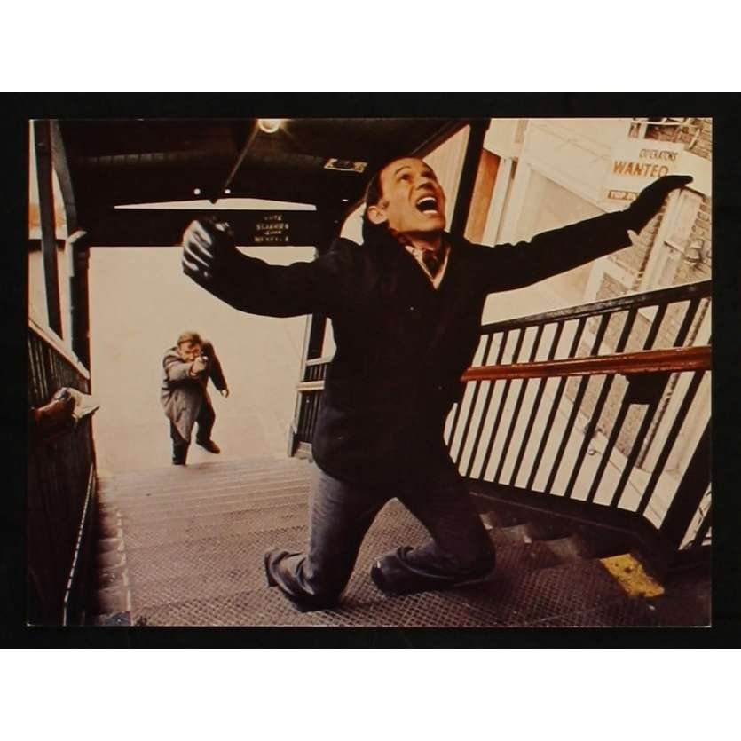 FRENCH CONNECTION US Color Still 5 7,5x10 - 1971 - Willam Friedkin, Gene Hackman, Roy Sheider