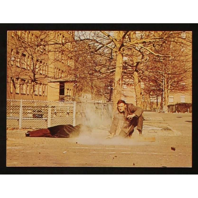 FRENCH CONNECTION US Color Still 4 7,5x10 - 1971 - Willam Friedkin, Gene Hackman, Roy Sheider