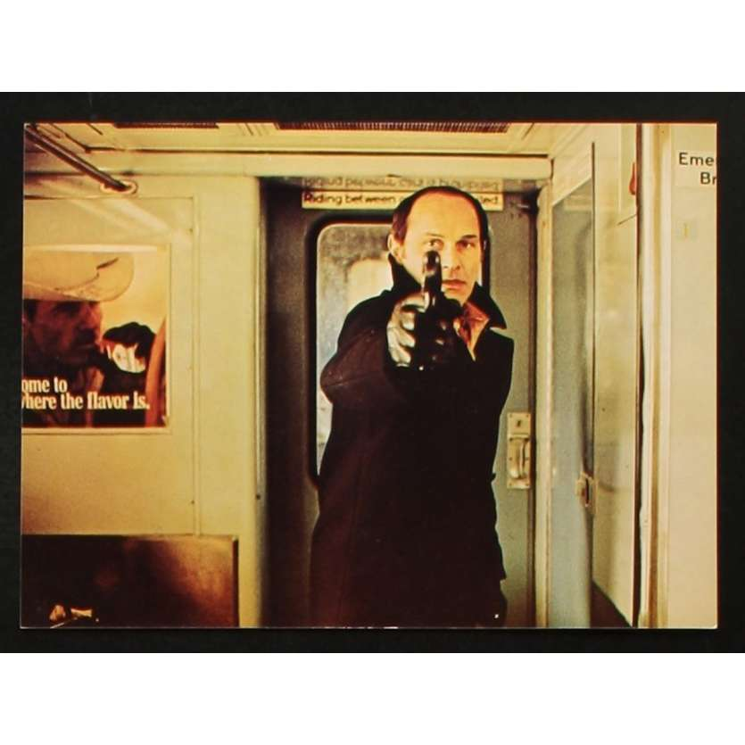 FRENCH CONNECTION US Color Still 2 7,5x10 - 1971 - Willam Friedkin, Gene Hackman, Roy Sheider