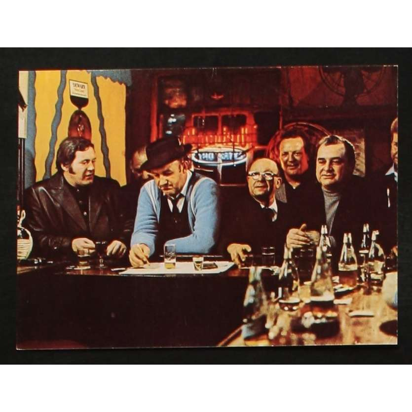 FRENCH CONNECTION US Color Still 1 7,5x10 - 1971 - Willam Friedkin, Gene Hackman, Roy Sheider