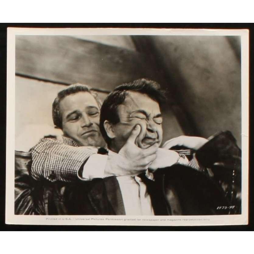 LE RIDEAU DECHIRE Photo de presse 3 20x25 - 1966 - Paul Newman, Alfred Hitchcock