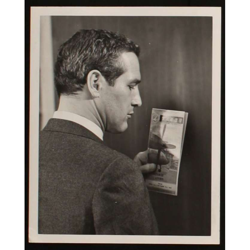 TORN CURTAIN US Movie Still 2 8x10 - 1966 - Alfred Hitchcock, Paul Newman
