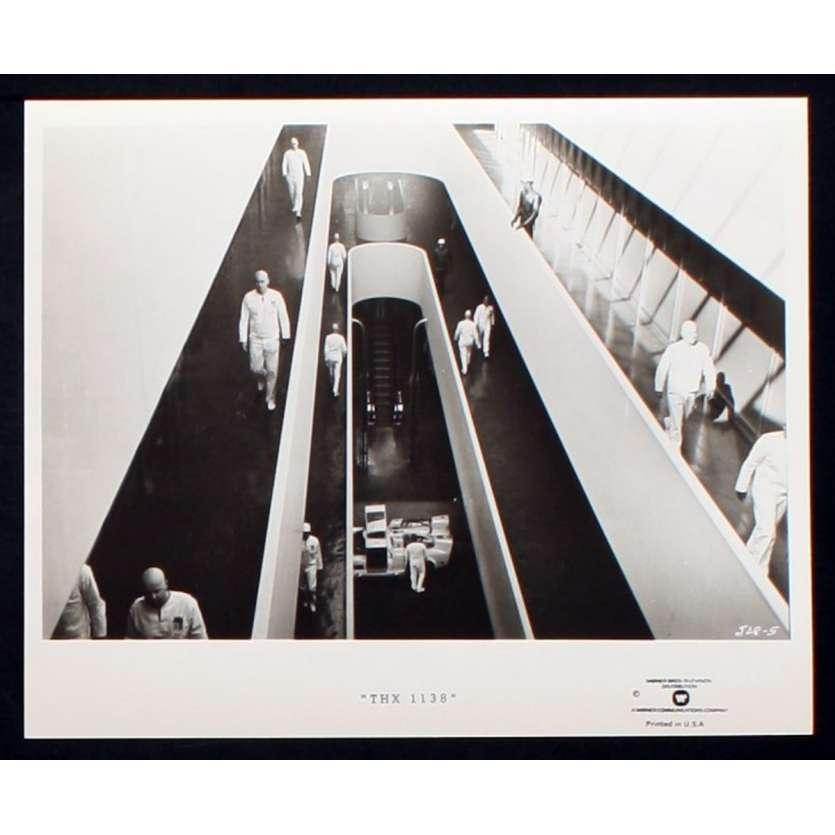 THX 1138 Photo de presse 4 20x25 - R1980 - Robert Duvall, George Lucas