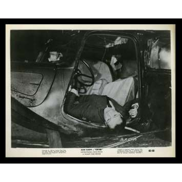 TOUCHEZ PAS AU GRISBI Photo de presse 9 20x25 - 1960 - Jean Gabin, Lino Ventura, Jacques Becker