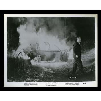 GRISBI US Movie Still 8 8x10 - 1960 - Jacques Becker, Jean Gabin, Lino Ventura