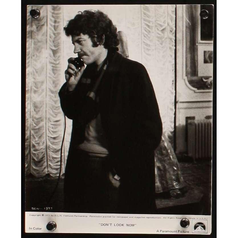 DON'T LOOK NOW US Movie Still 3 8x10 - 1974 - Nicholas Roeg, Donald Sutherland