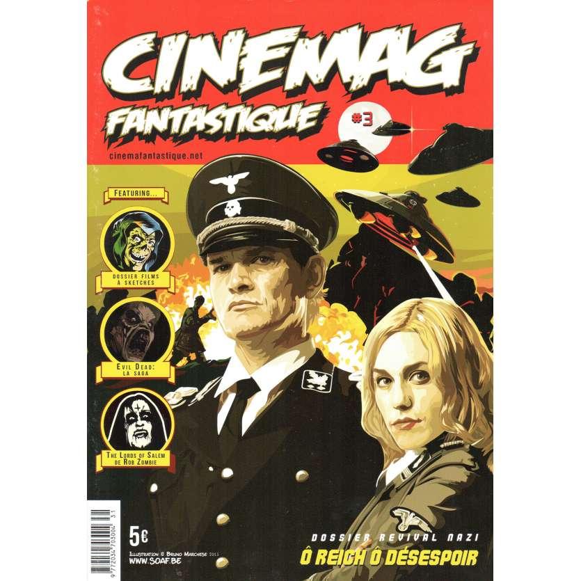 CINEMAG FANTASTIQUE N03 Fanzine 21x30 - 2014