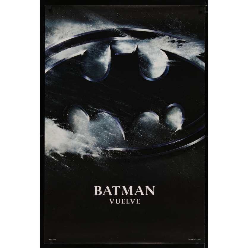 BATMAN RETURNS Penguin US Movie Poster 29x41 - 1992 - Tim Burton, Danny De Vito