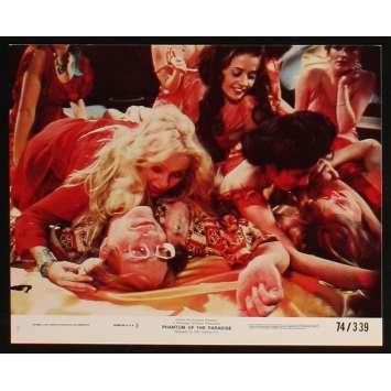 PHANTOM OF THE PARADISE Photo de film 7 20x25 - 1974 - Paul Williams, Brain De Palma
