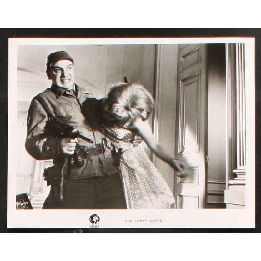 DIRTY DOZEN US Still 2 8x10 - 1967 - Robert Aldrich, Lee Marvin