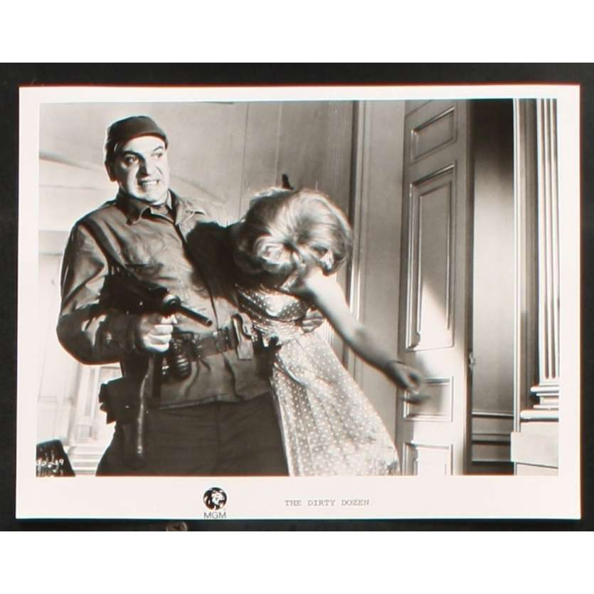 LES 12 SALOPARDS Photo de presse 2 20x25 - 1967 - Lee Marvin, Robert Aldrich