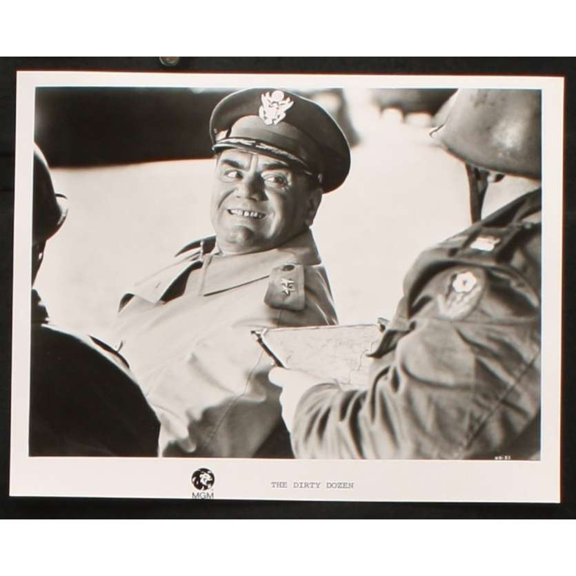 DIRTY DOZEN US Still 4 8x10 - 1967 - Robert Aldrich, Lee Marvin