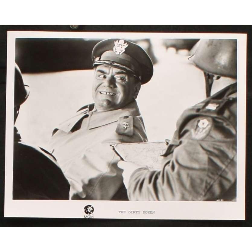 LES 12 SALOPARDS Photo de presse 4 20x25 - 1967 - Lee Marvin, Robert Aldrich