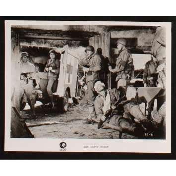 LES 12 SALOPARDS Photo de presse 7 20x25 - 1967 - Lee Marvin, Robert Aldrich