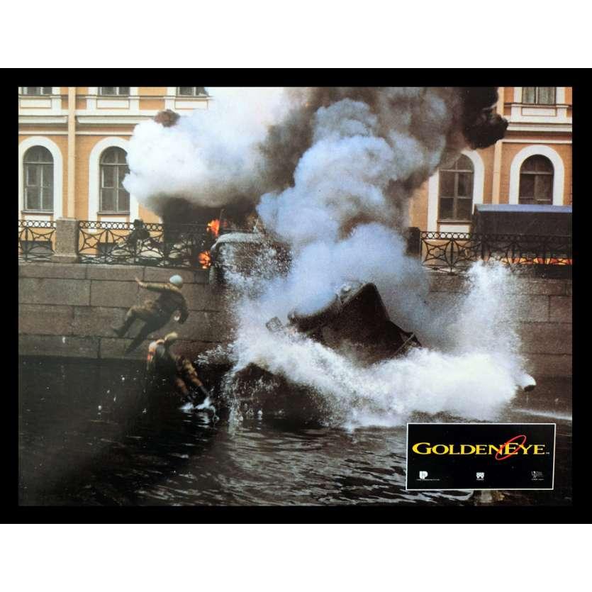 GOLDENEYE Photo 1 21x30 - 1995 - Pierce Brosnan, Martin Campbell