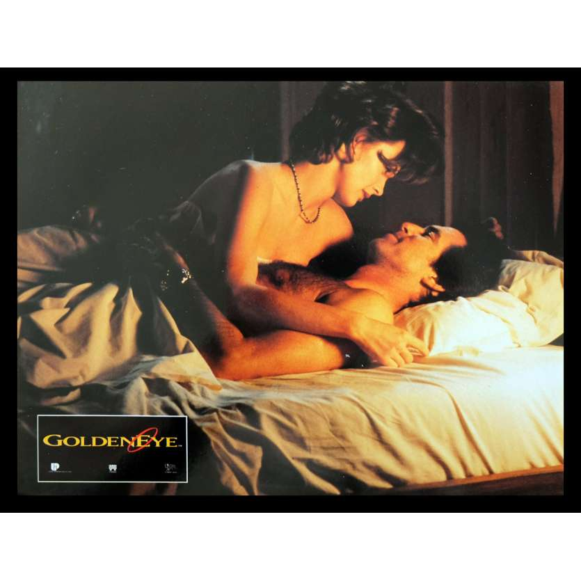 GOLDENEYE French Lobby Card 7 9x12 - 1995 - Martin Campbell, Pierce Brosnan