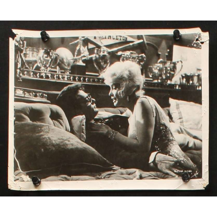 CERTAINS L'AIMENT CHAUD Photo de presse 1 20x25 - 1959 - Marilyn Monroe, Billy Wilder