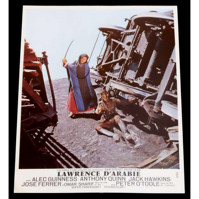 LAWRENCE D'ARABIE Photo de film 1 21x30 - R1971 - Peter O'Toole, David Lean