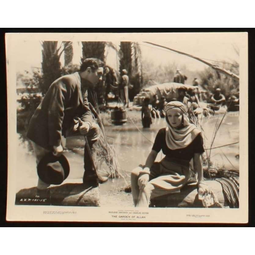 GARDEN OF ALLAH US Still 2 8x10 - 1936 - Richard Boleslawski, Marlene Dietrich