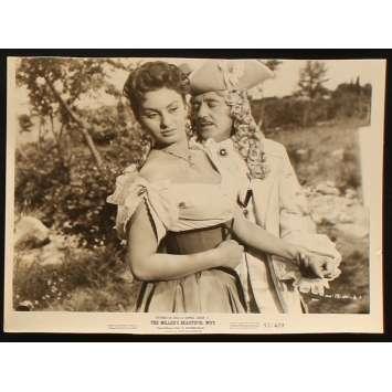 MILLER'S BEAUTIFUL WIFE US Still 2 8x10 - 1955 - Mario Camerini, Sophia Loren