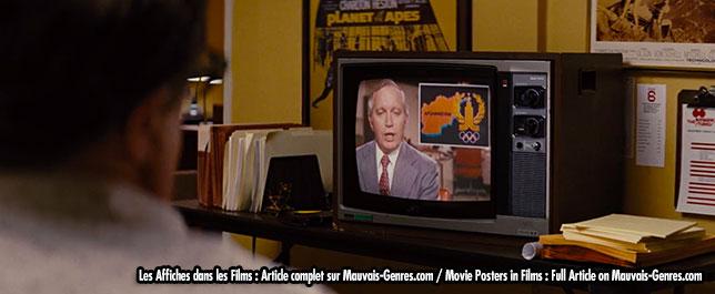 Argo affiche planete des singes