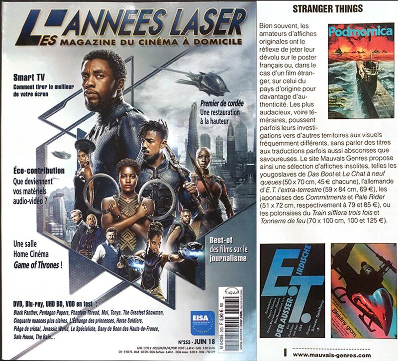 Les années Laser N°253