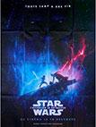 affiche de star wars 9
