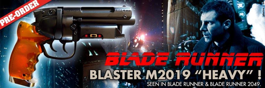 Blaster Blade Runner Heavy Version