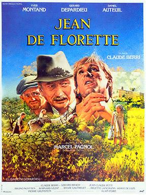 Affiche de Jean de Florette
