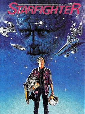 Affiche de Starfighter