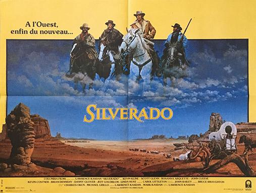 Affiche de Silverado