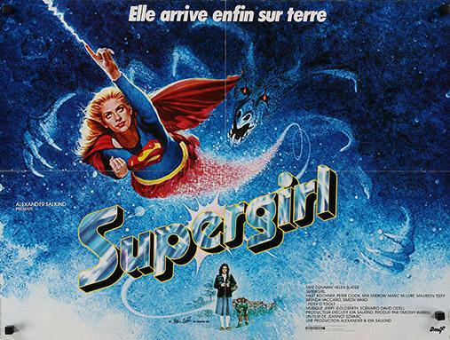 Affiche de Supergirl